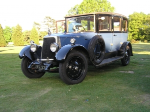 18hp York Enclosed Limousine
