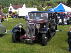 Long 15hp Saloon
