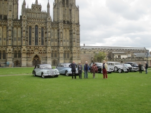 Wells Cathedral visit
