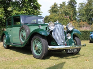 Siddeley Special Burlington Sports
