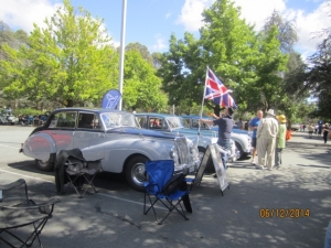 Australian British Day Dec 2014 Canberra