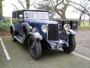 20hp Moreland Drop Head Saloon