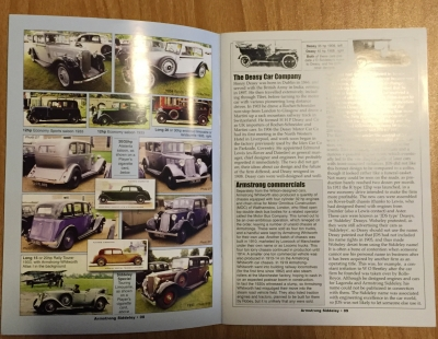 Armstrong Siddeley by Rod Ward