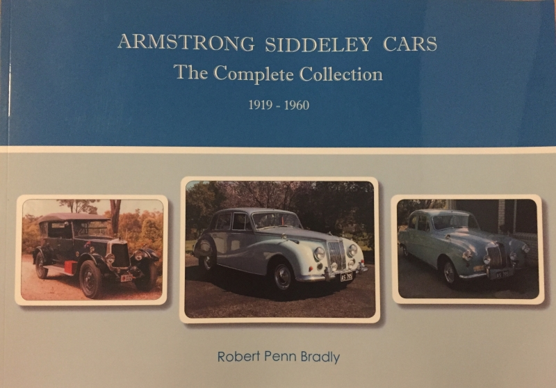 Armstrong Siddeley Cars The Complete Collection