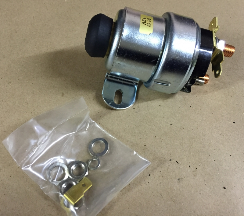 Starter Solenoid - All Sappires and later 18hp