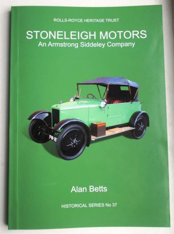 Stonleigh by Alan Betts